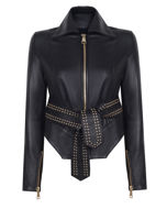 Picture of CORSETTE JACKET WITH ZIPPER